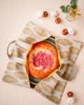 Sac à tarte réversible - Trinquette Artisanat