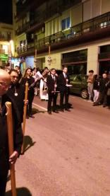 Viacrucis hermandad de la Cena 2016 Dos Hermanas