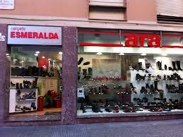tienda calzados esmeralda