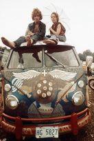hippie truck