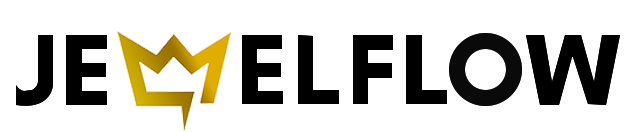 jewelflow black logo transparent