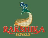 Rakshika jewels transparent brand logo
