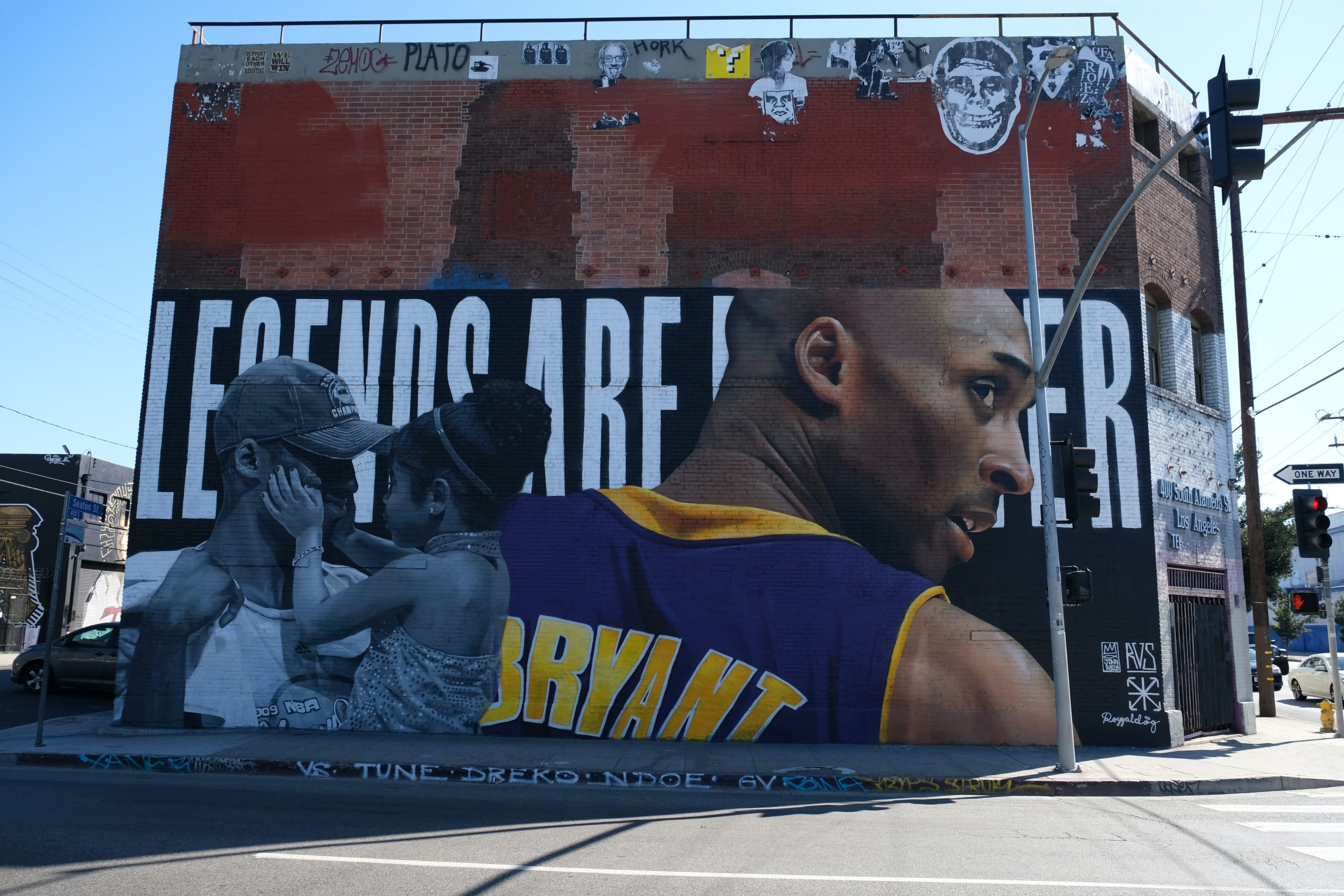 365 días sin Kobe