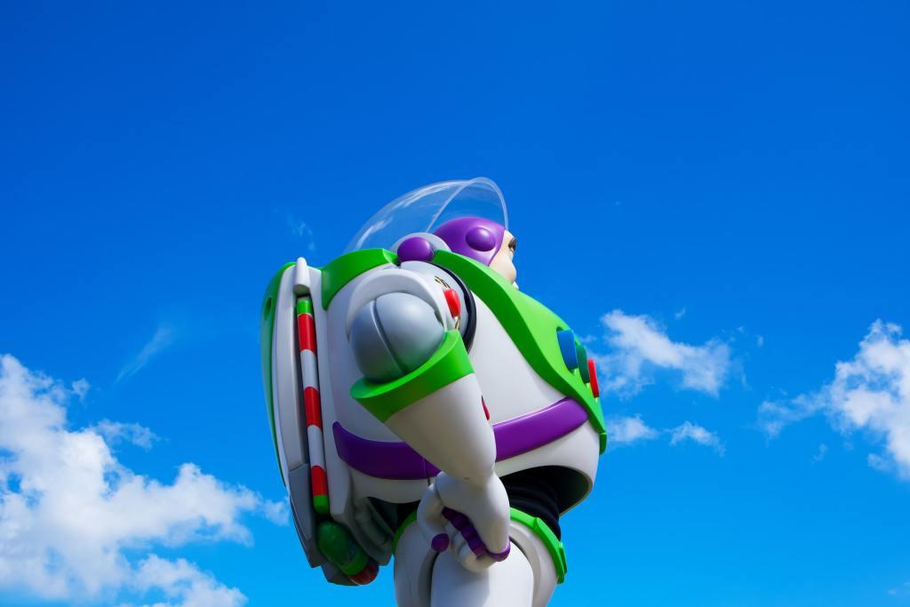 El épico regreso de Buzz a casa