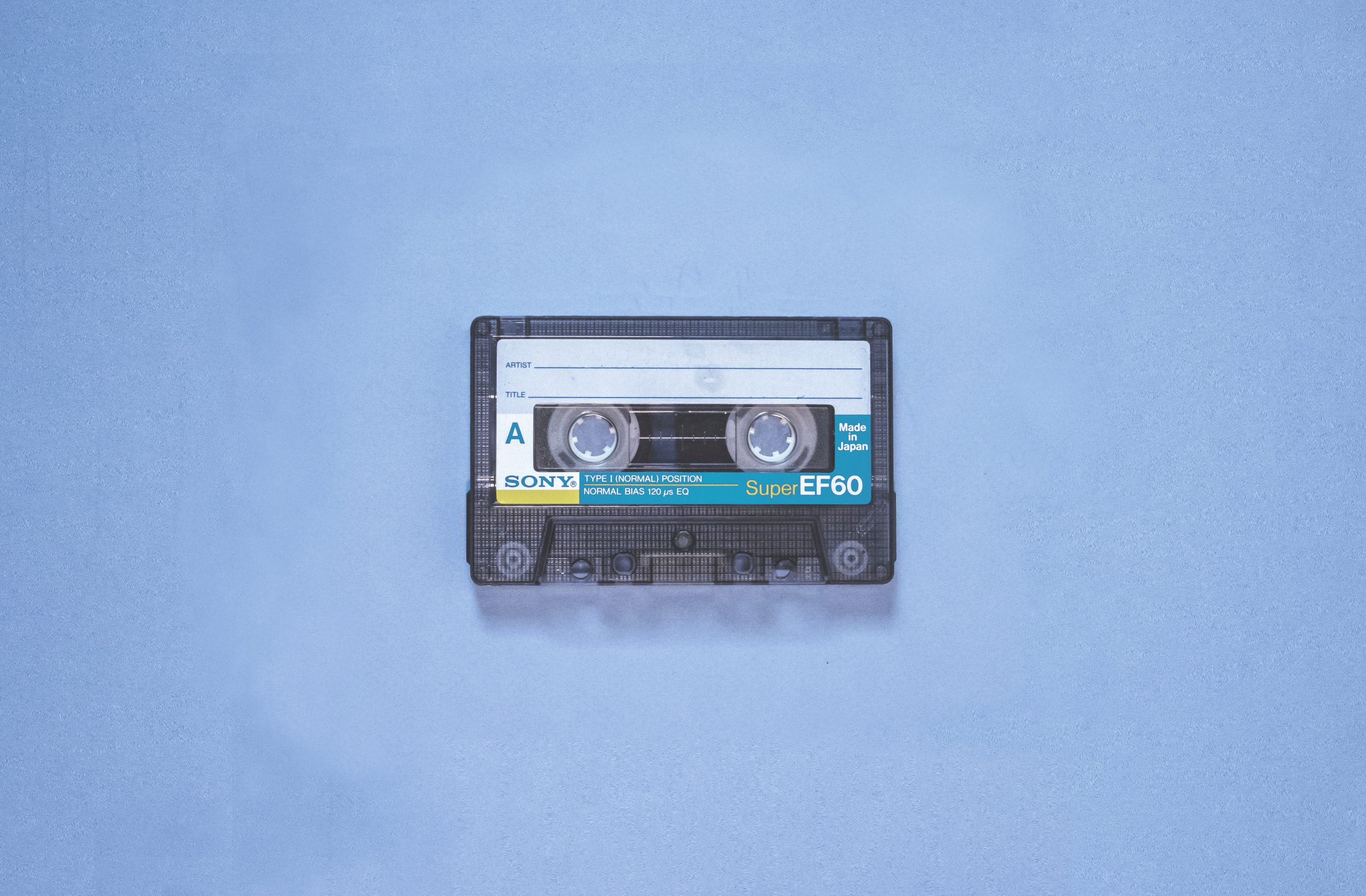 El padre del cassette partió
