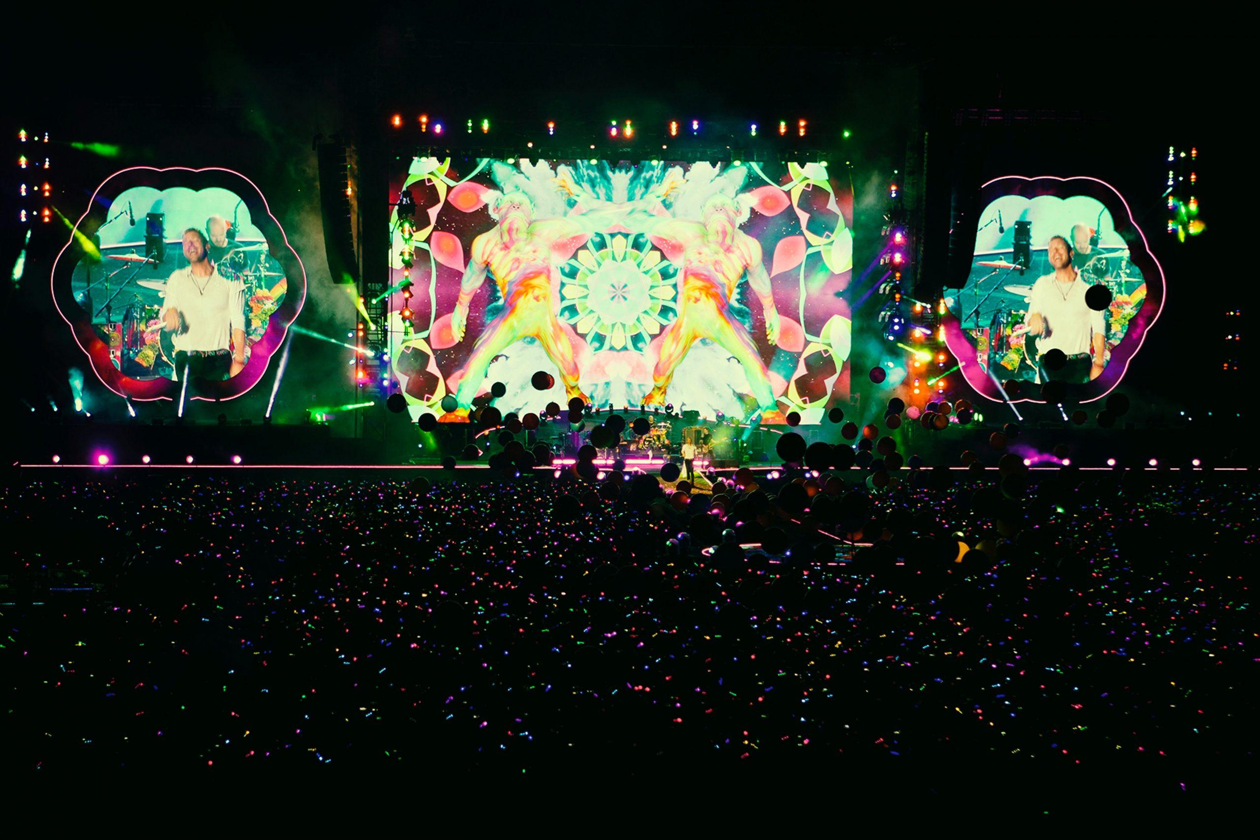 ¡Coldplay está de regreso!