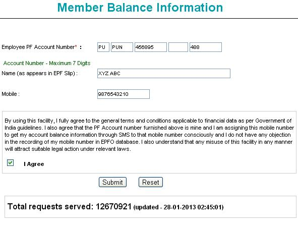 How to] Check PF (Provident Fund) Balance Online in India