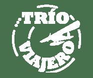 """Logotipo """"Trío Viajero"""""""