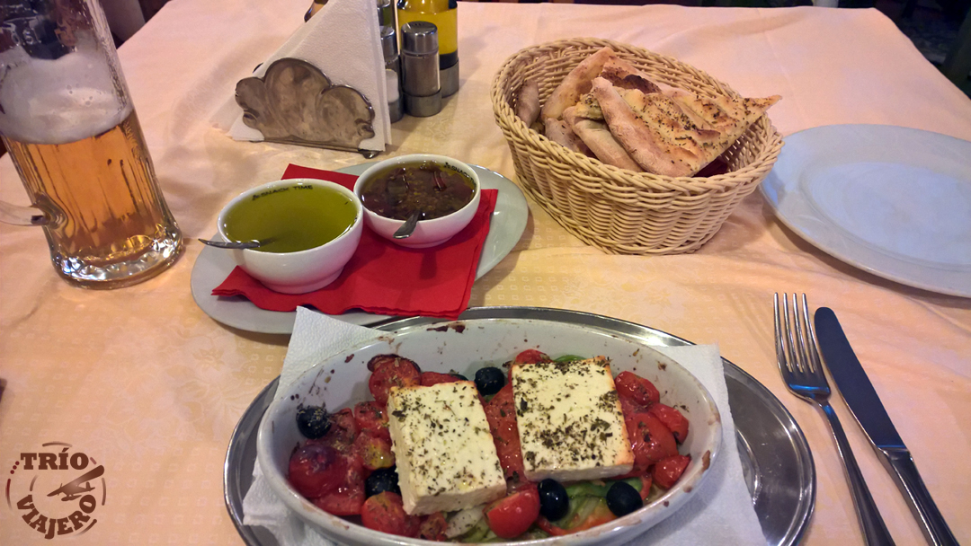 Restaurante Juvenilja (Djathë i Bardhe i furrës)