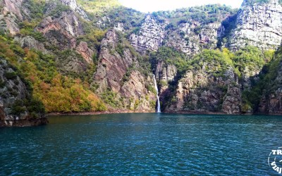Lago Komani