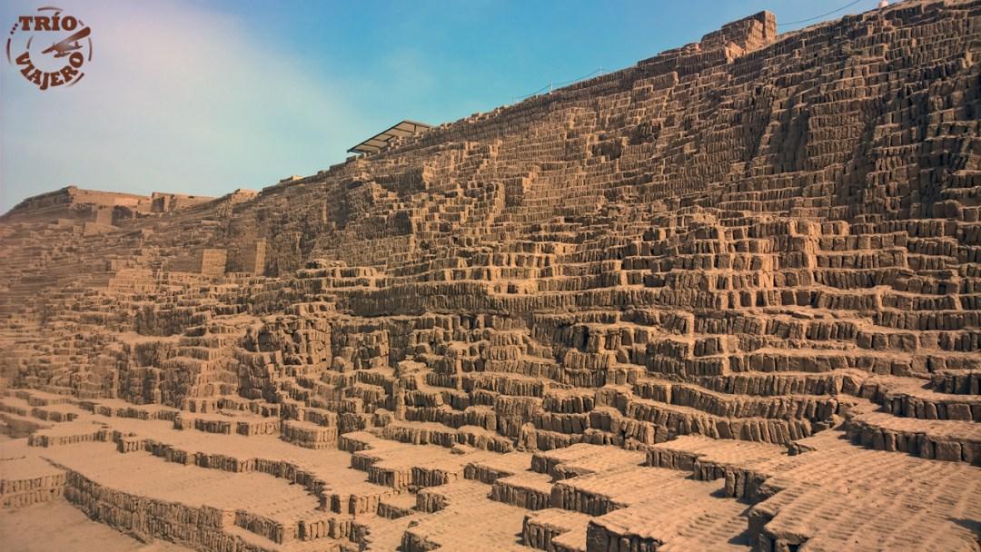 Huaca Pucllana (Lima - Perú - América) ⋆ Trio Viajero