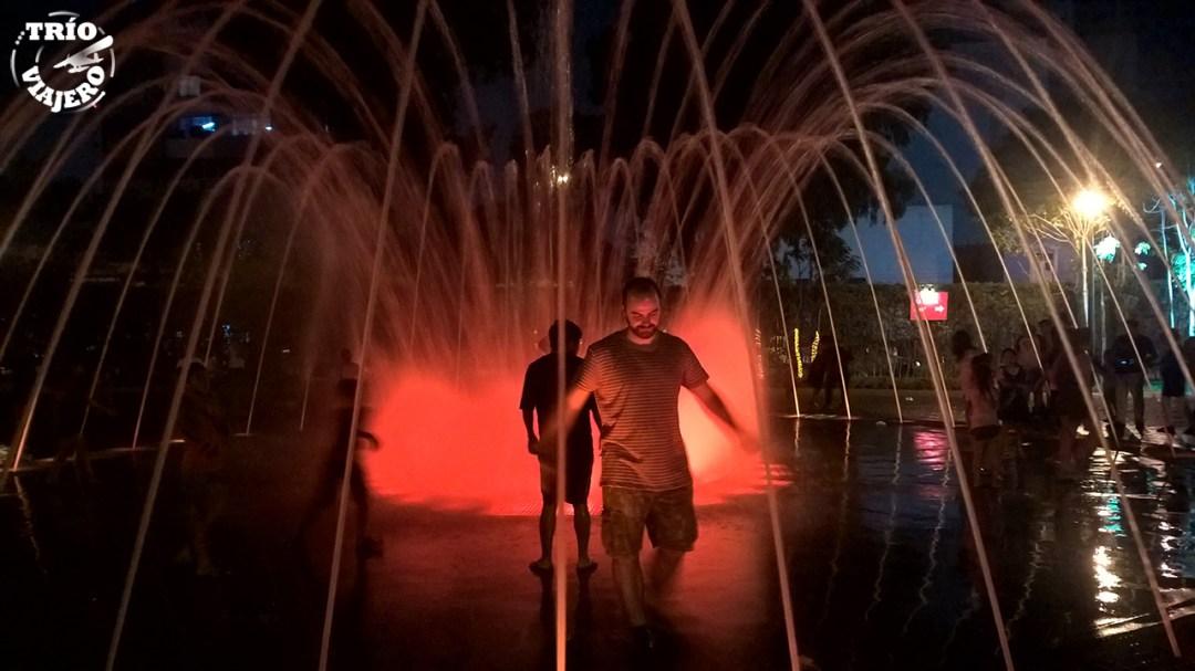 Circuito mágico del agua (Lima - Perú - América) ⋆ Trio Viajero