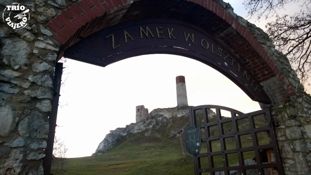 Trío Viajero > Szlak Orlich Gniazd (Polonia - Europa) > Castillo Olsztyn