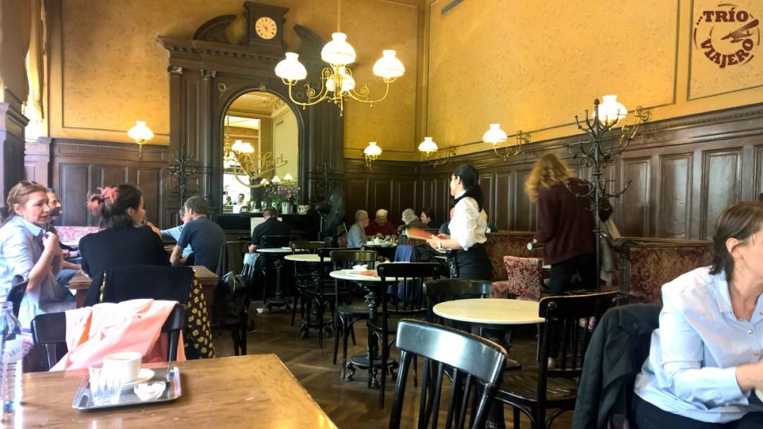 Café Sperl - piano en directo (Viena - Austria - Europa) ⋆ Trio Viajero