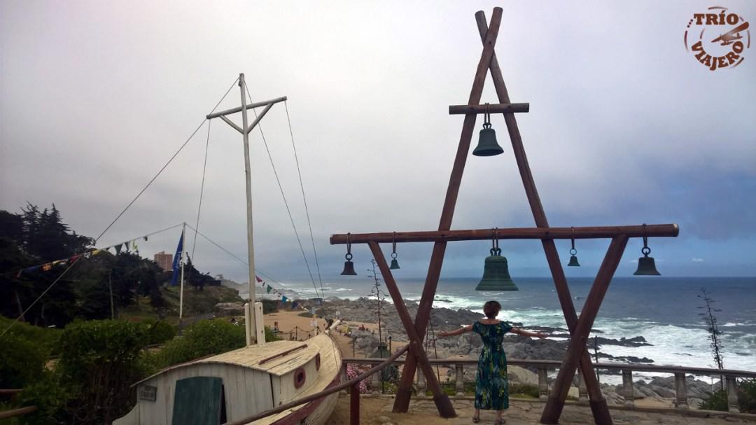 Casa de Pablo Neruda (Isla Negra - Chile - América) ⋆ Trío Viajero