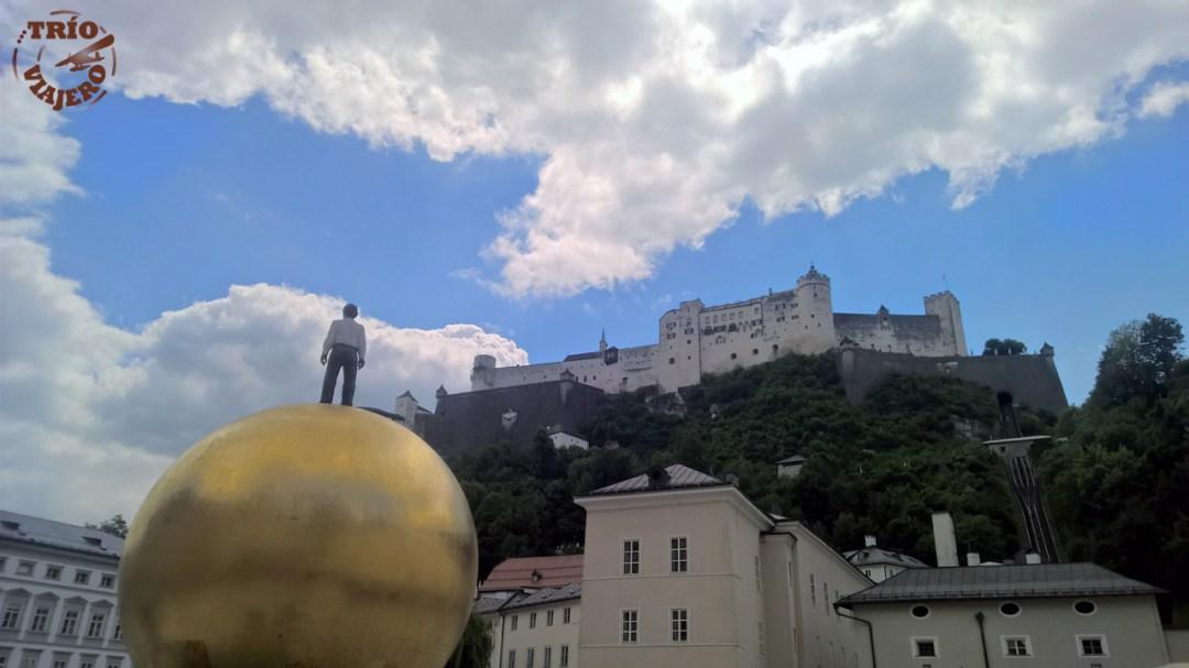 Fortaleza de Hohensalzburg (Salzburgo - Austria - Europa) ⋆ Trío Viajero