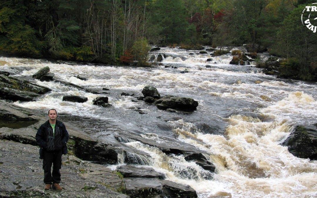 Cascadas de Dochart