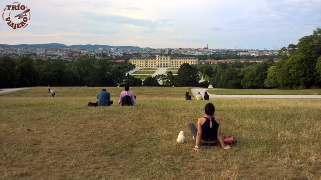 Palacio de Schönbrunn (Viena - Austria - Europa) ⋆ Trío Viajero