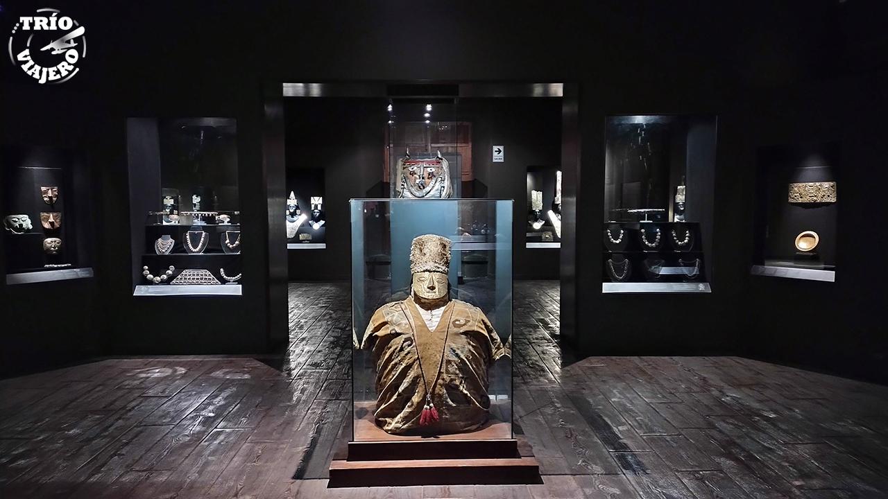 Museo Larco (Lima - Perú - América) ⋆ Trío Viajero