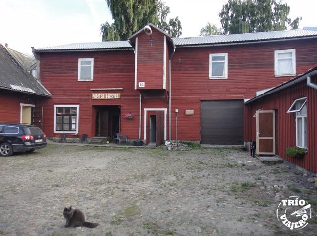 Casa de madera, Vintsi Hostel, Pärnu, Estonia