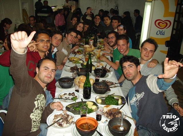 Cena Erasmus, Paço do Conde, Coímbra, Portugal