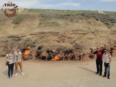 Azerbaiyan_YanarDag_colina