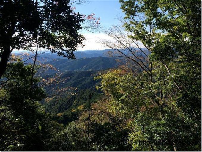 大高山からの眺望
