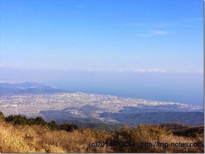 小田原の景色