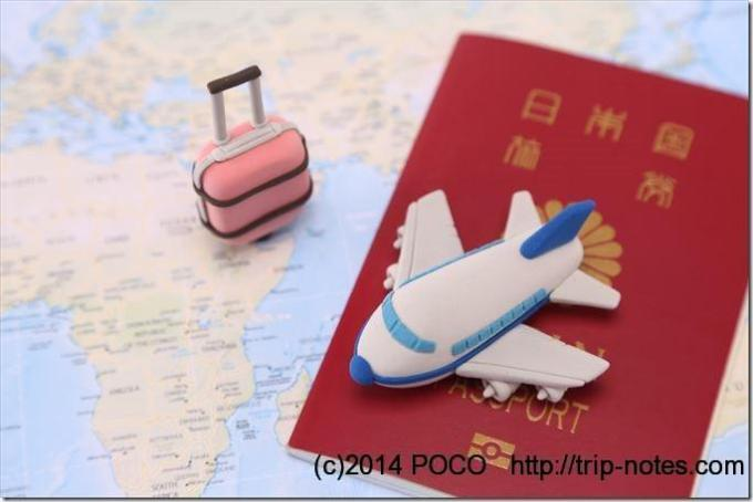 海外旅行イメージ