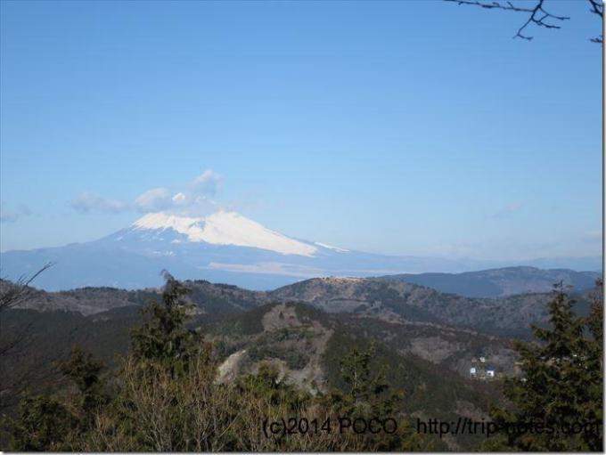 大平山展望台