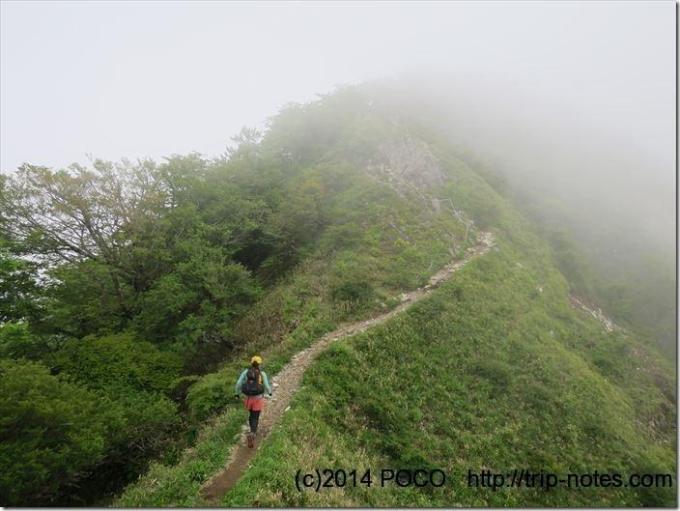 蛭ケ岳稜線