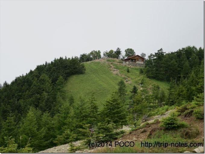 雲取山避難小屋