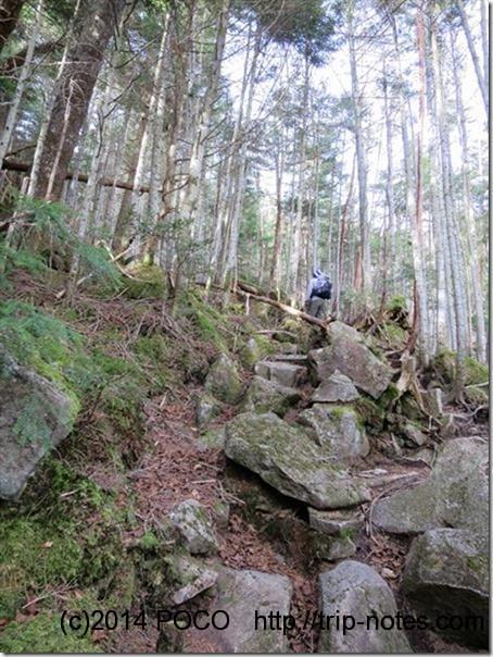 中山峠まで