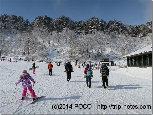 裏磐梯スキー場