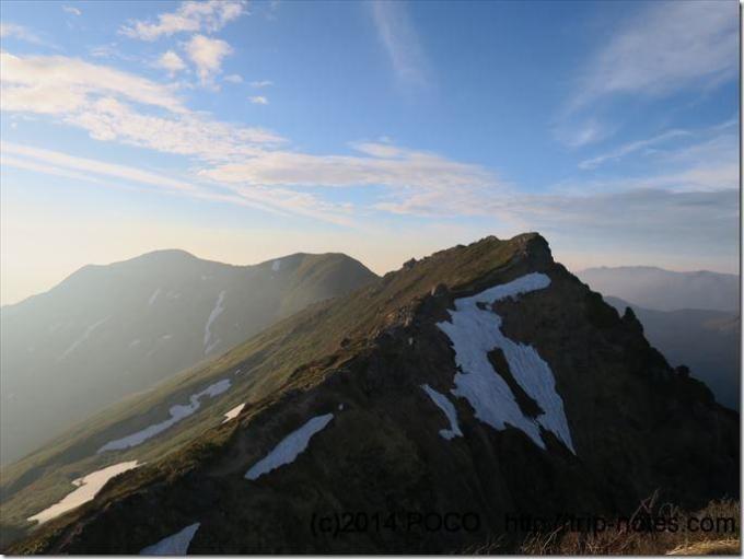谷川岳オキノ耳