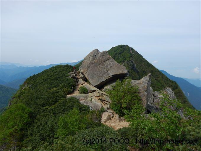 甲斐駒ケ岳登山