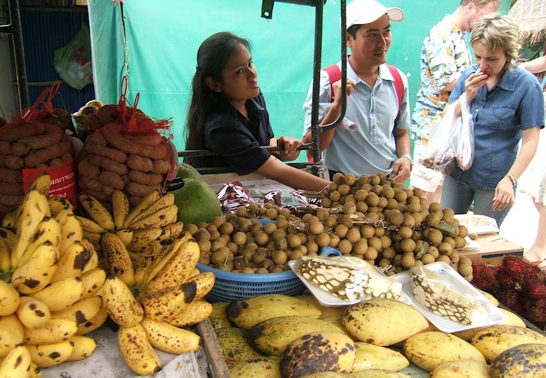 Thajská žena datovania