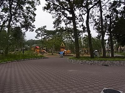 井の頭公園西園の拡張部分