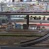 八王子N広場で鉄道模型の運転をしました