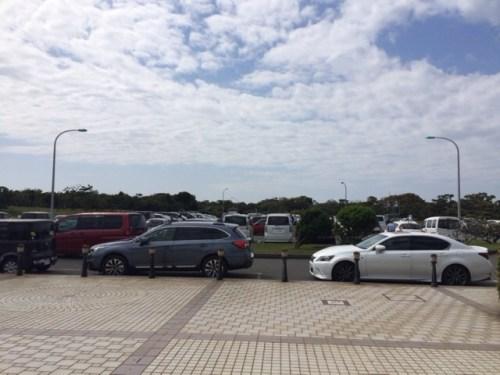 城ヶ島公園駐車場