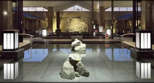 竜泉寺の湯 高濃度炭酸泉