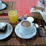 Desayuno incluído en la tarifa Timbó Hostel Iguazú