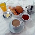 Hotel America Mendoza Argentina desayuno