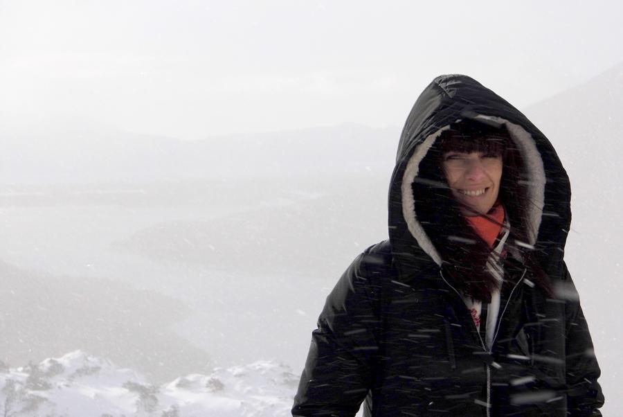 Paso Garibaldi Ushuaia Tierra del Fuego