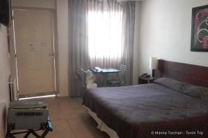 Habitación doble Apart Hotel Soltigua Mendoza