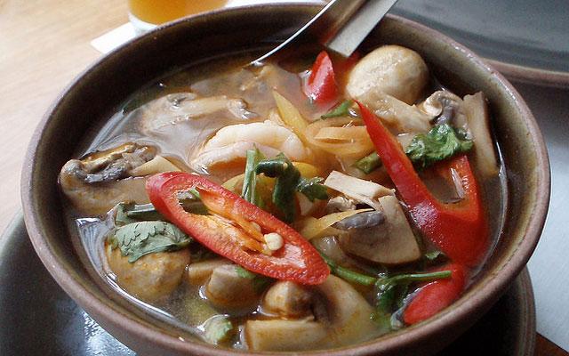 Кухня Таиланда: экзотические блюда, фрукты, напитки