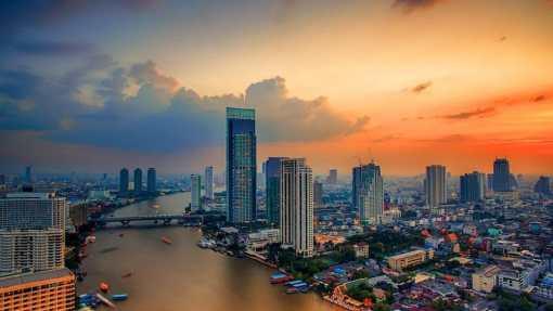 столица Бангкок - выбираем курорт в Таиланде