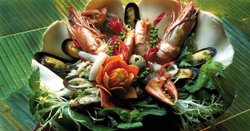 Кухня Таиланда: Экзотические блюда, морепродукты