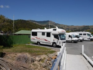 Freedom Camping Akaroa