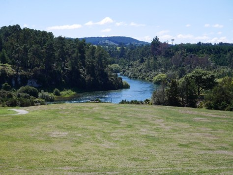 Thermal Park i Taupo
